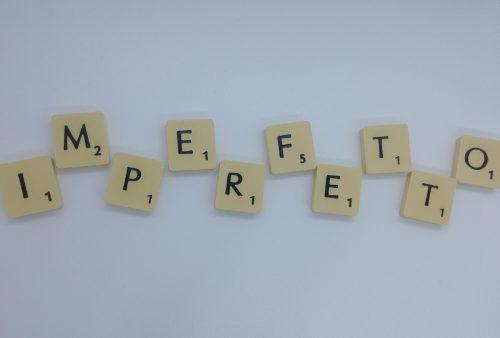 Imperfetto