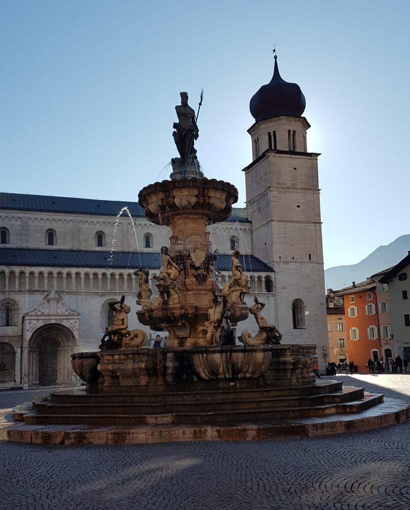 Fontana del Nettuno - Trento