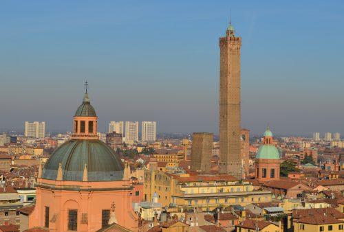 Bologna - Due Torri