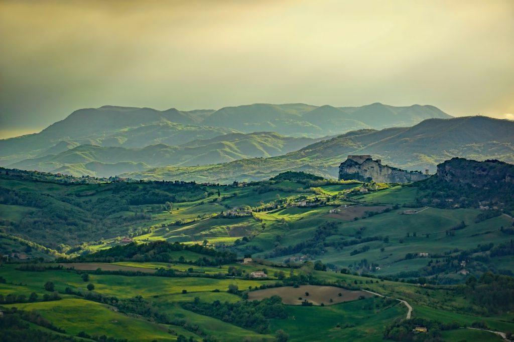 San Marino - krajina