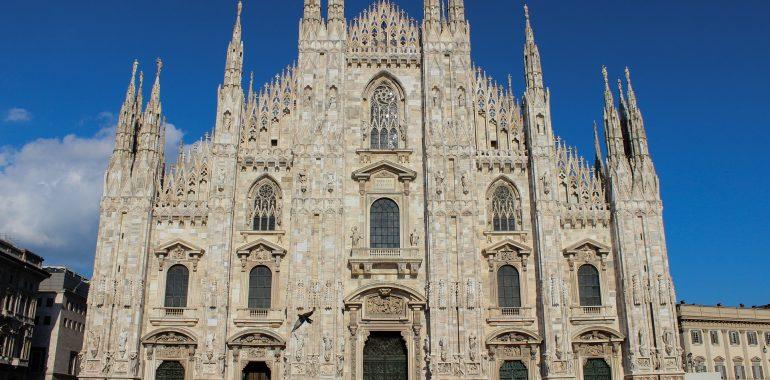 Milán - katedrála Duomo