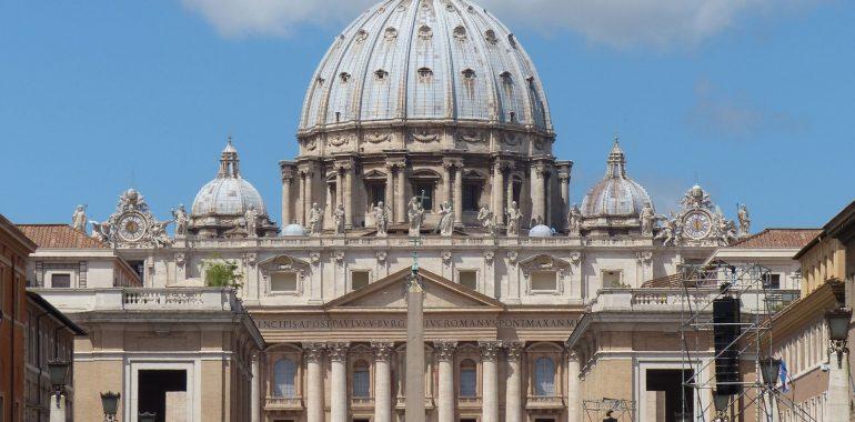 Vatikán - Bazilika svatého Petra