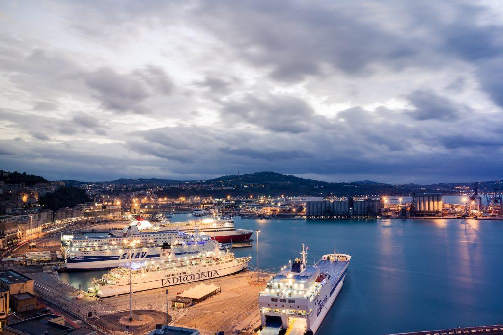 Ancona - přístav