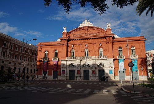 Bari - Teatro Petruzzelli