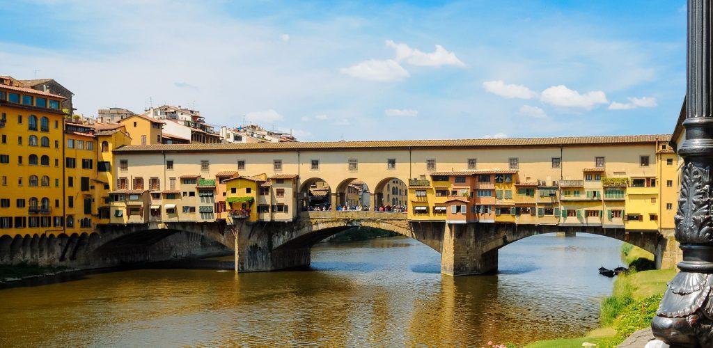 Florencie (Firenze) - Ponte Vecchio
