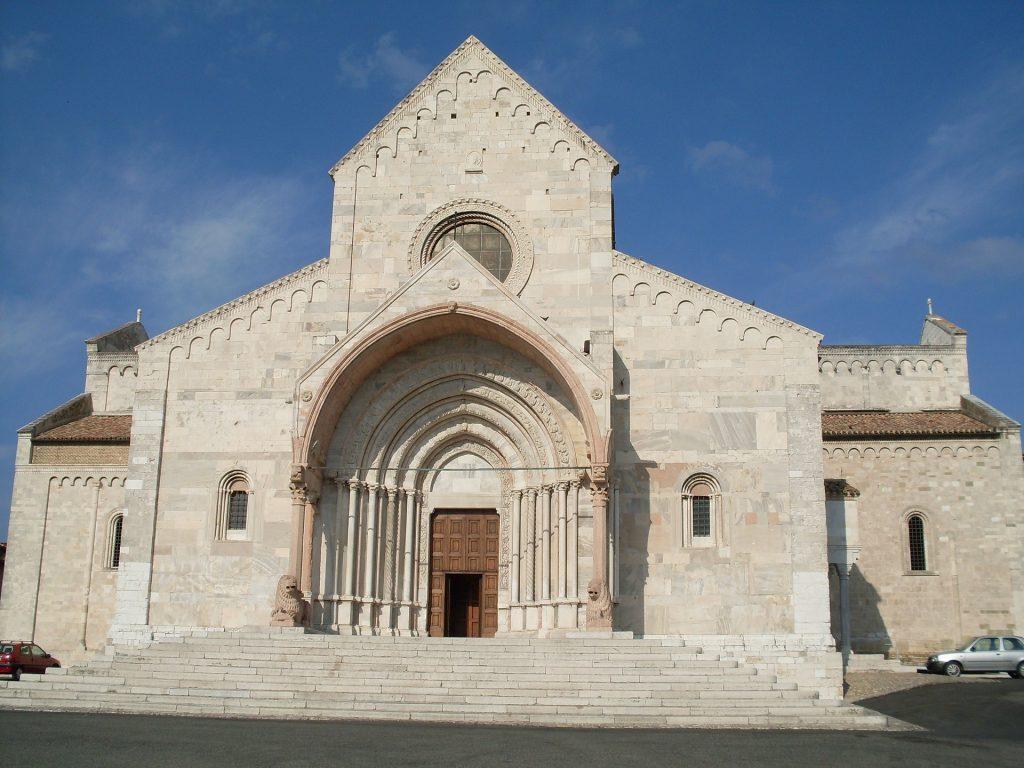 Ancona - katedrála San Ciriaco