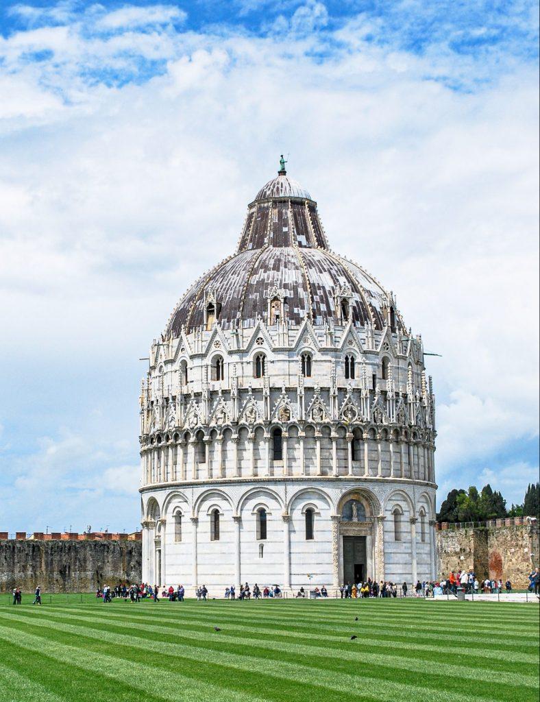 Pisa - Battistero di San Giovanni