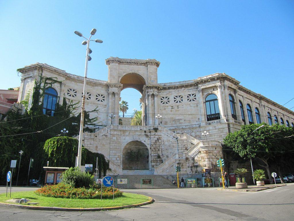 Cagliari - Bastion di Saint Remy