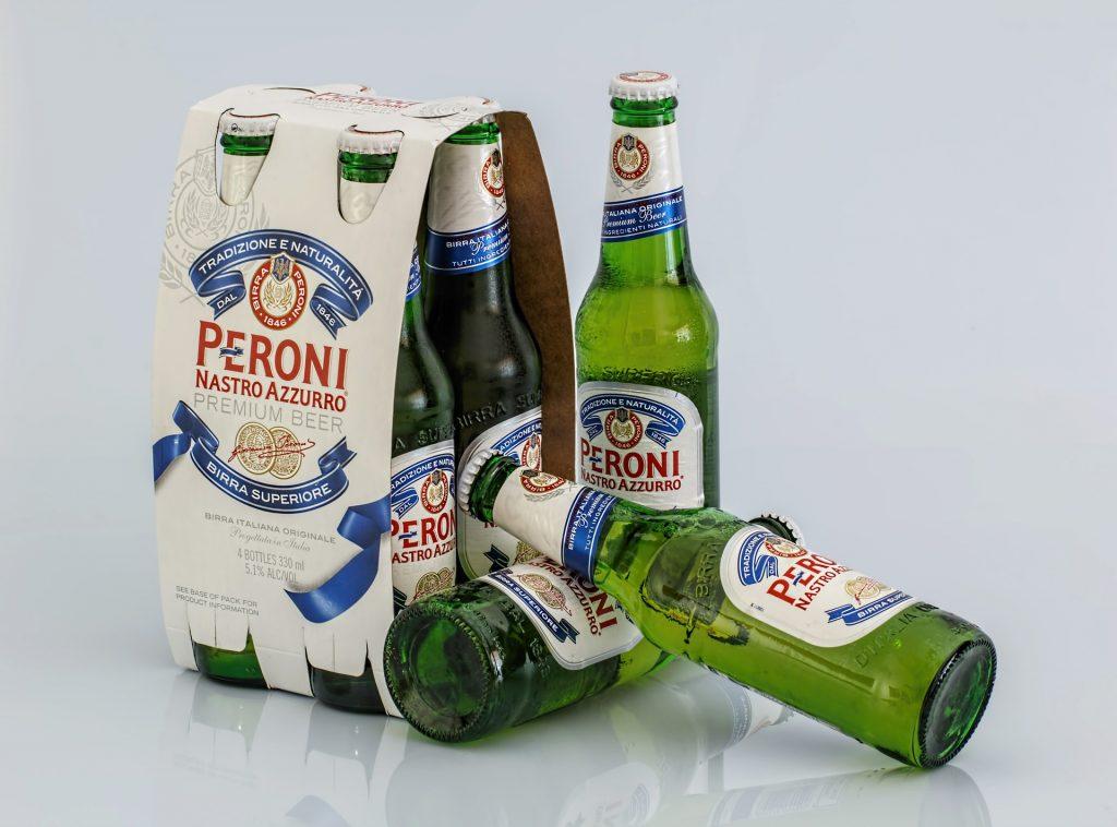 Pivo Peroni - Nastro Azzurro