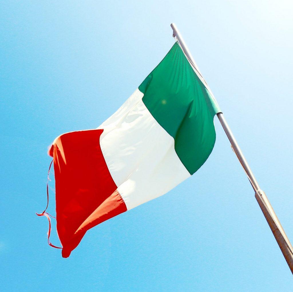 Vlajka - Den republiky