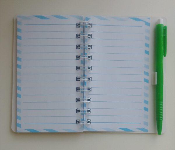 Zápisník s propiskou (italský motiv) - A6