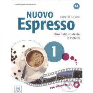 Nuovo Espresso 1 (A1) - libro dello studente e esercizi
