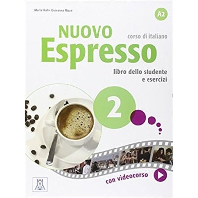 Nuovo Espresso 2 (A2) - libro dello studente e esercizi