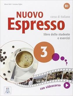 Nuovo Espresso 3 (B1) - libro dello studente e esercizi