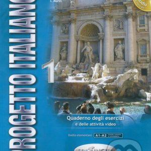 Nuovo Progetto Italiano 1 (A1 - A2) - quaderno degli esercizi + CD audio