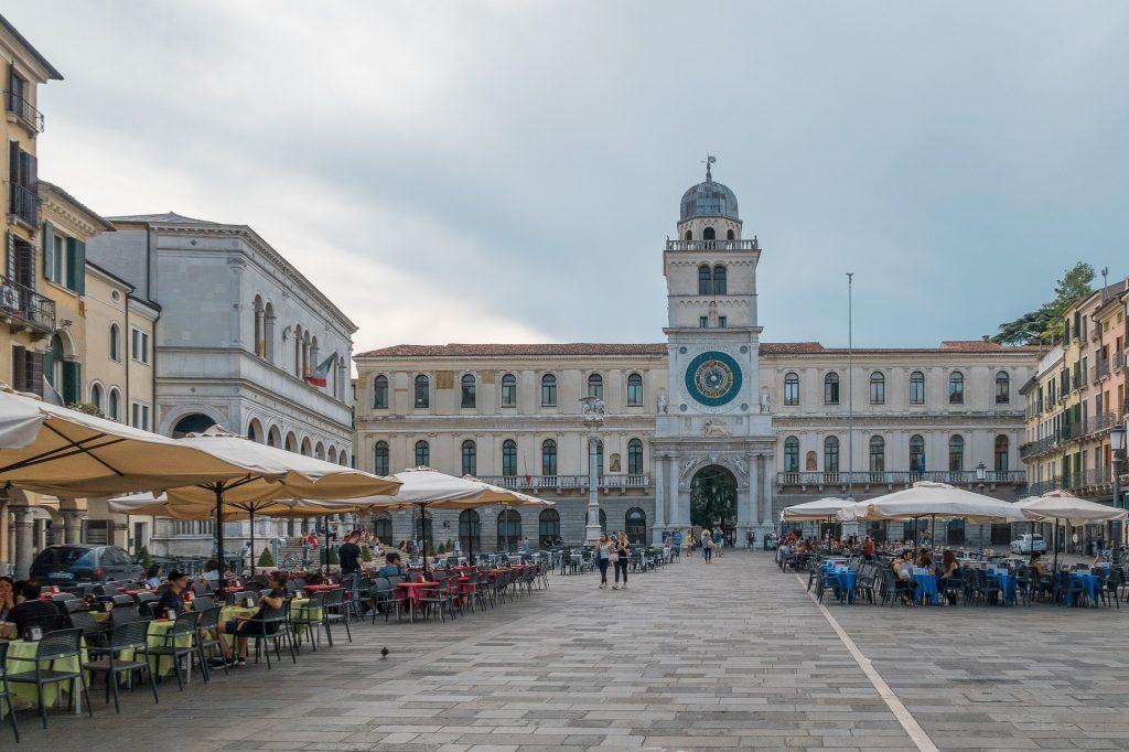 Padova - Piazza dei Signori - Torre d'Orologio