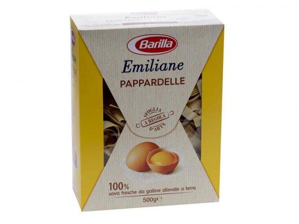 Pappardelle Emiliane Barilla 500g