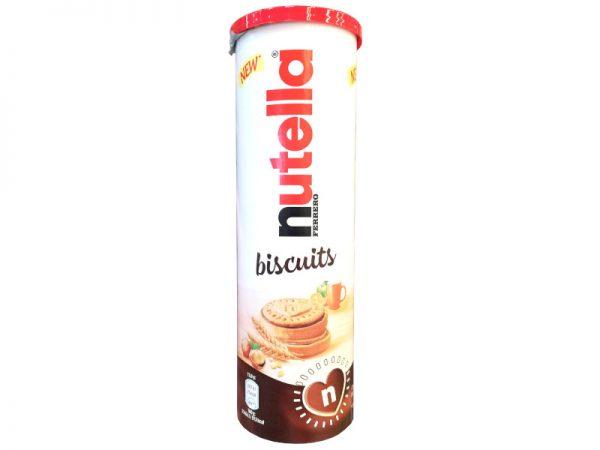 Sušenky Nutella