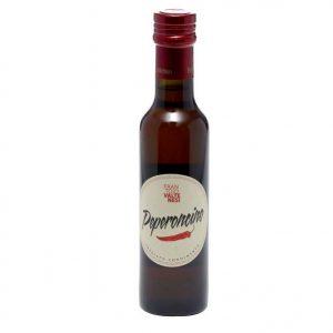Olivový olej s pálivou papričkou