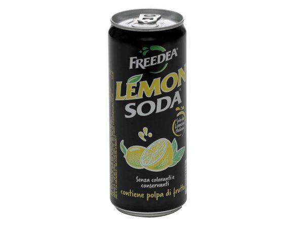 Limonáda Lemon Soda 330ml