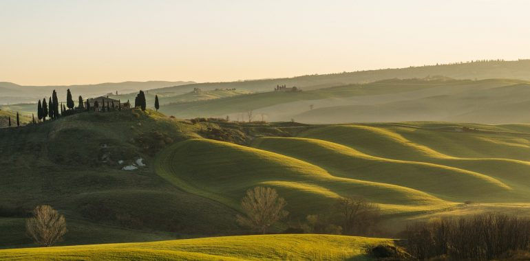 Toscana (Toskánsko) - nejoblíbenější region v Itálii